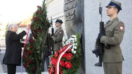 Polen fordert Übergabe von Flugzeugwrack