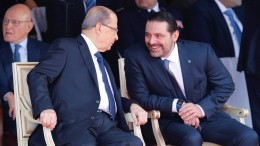 Ministerpräsident Hariri schiebt Rücktritt auf
