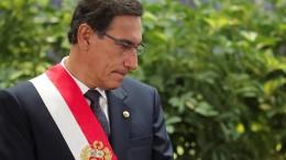 """Ist Martín Vizcarra """"moralisch untauglich""""?"""