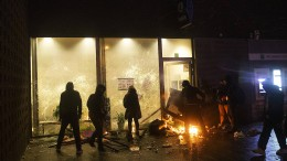 Mehr als 100 Festnahmen bei Krawall an Brüsseler Polizeiwache