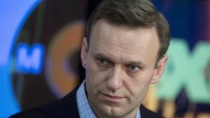 Gericht lehnt Nawalnys Einspruch gegen Ausschluss ab