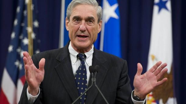 Sonderermittler Mueller im Visier russischer Trolle