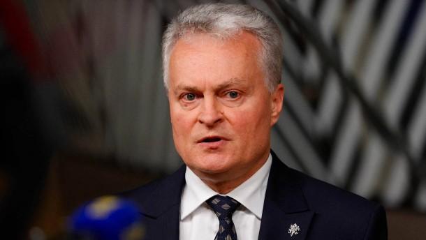 Litauen und Belarus weisen gegenseitig Botschaftspersonal aus
