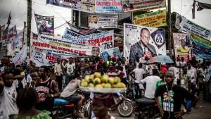 Friedlicher Machtwechsel durch gewaltvollen Wahlkampf?