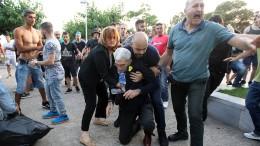 Rechtsextremisten attackieren Bürgermeister