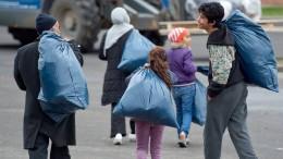 Zahl der Asylanträge in der EU fällt um ein Drittel