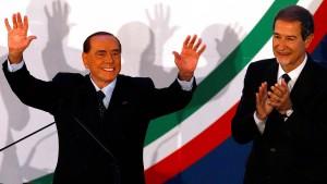 Mach's noch einmal, Berlusconi