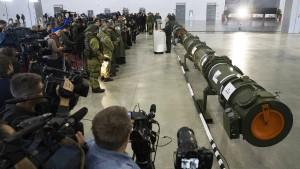Nato-Russland-Rat erzielt keine Annäherung in Rüstungsstreit