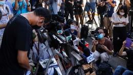 Organisatoren von Tiananmen-Mahnwachen geben auf