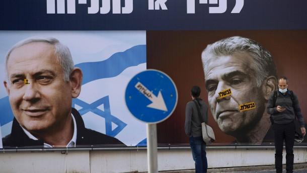 Ablösung Netanjahus wird immer wahrscheinlicher