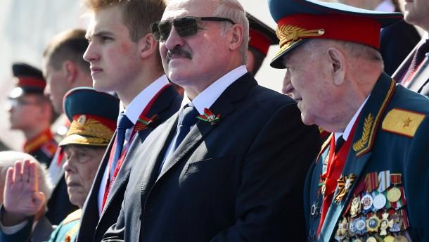 Wie Lukaschenka Gegner aus dem Weg räumt