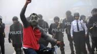 Warum sich die Wut in Baltimore entlädt