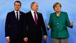 Ein neues Gespräch unter Vier für den Frieden