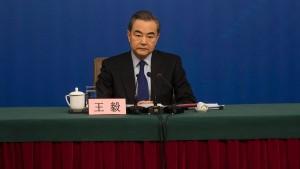 China dringt auf Gespräche zwischen Washington und Pjöngjang