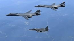 Nordkorea droht nach Manövern in Südkorea