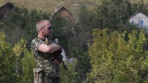 Zahlreiche ukrainische Soldaten bei Kämpfen getötet