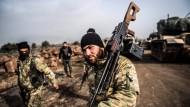 Türkische Offensive: Letzte Hoffnung  Baschar al Assad?