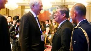 Eine Nato des Fernen Ostens?