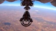 Russen dementieren Luftangriffe auf Palmyra
