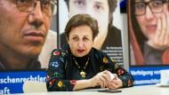 Gegen die Aufkündigung des Atomabkommens: Shirin Ebadi