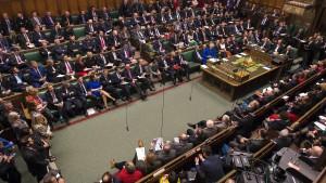 Brexit-Abstimmung im Unterhaus am 15. Januar
