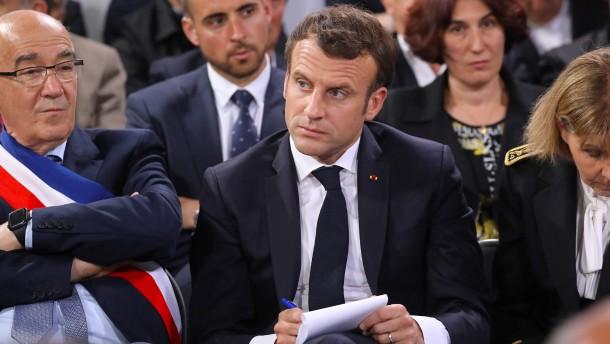 Franzosen fordern Steuersenkungen – außer für Reiche