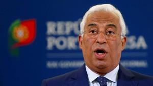 Ministerpräsident Costa droht mit Rücktritt