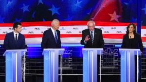 Joe Biden verliert nach TV-Duell an Beliebtheit