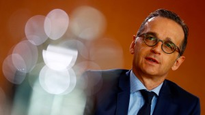 Maas: Nicht ausgemacht, dass EU-Länder Brexit-Aufschub zustimmen