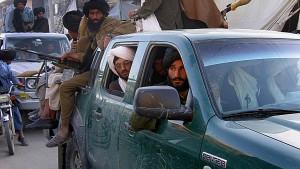 Russland unterstützt Taliban angeblich  mit Diesel