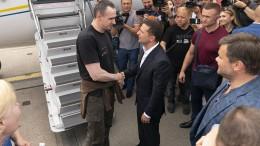 Selenskyj will weiteren Gefangenenaustausch mit Russland