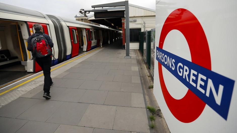 sexueller angriff auf die londoner u bahn