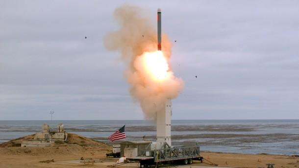 Russland und Amerika wollen über neue Abrüstungsvereinbarung sprechen