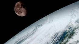 US-Abgeordneter: Die Mondumlaufbahn ändern fürs Klima?