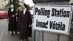 Wie oft Irland sein Volk entscheiden lässt
