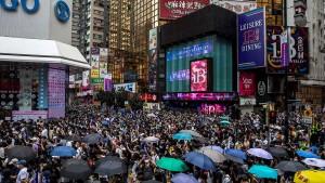 Hongkongs neu entfachter Widerstandsgeist
