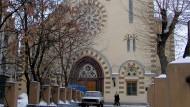 Früher als Diafabrik genutzt: die Kirche St. Peter und Paul in Moskau