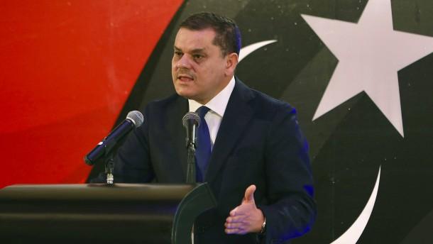 Einigung auf libysche Regierung