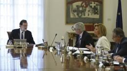 Spanien ruft Katalanen zu Widerstand auf