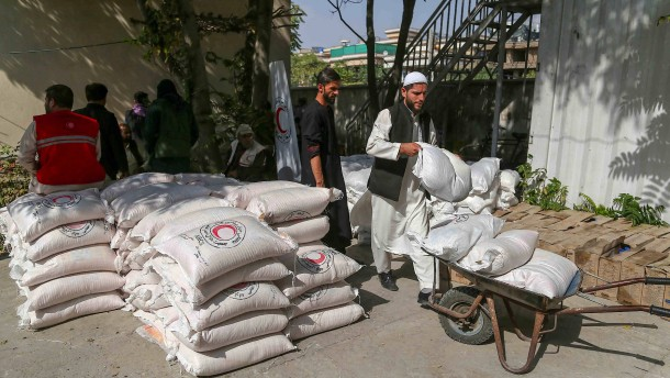 Amerika lockert Afghanistan-Sanktionen