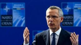 Generalsekretär Stoltenberg warnt vor China