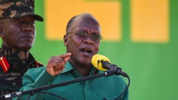 Präsident Magufuli darf weiter regieren
