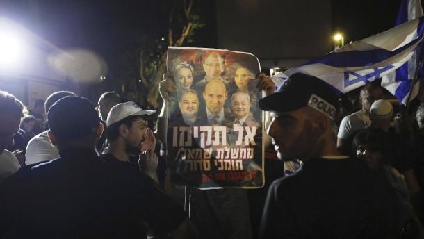 Israelisches Parlament stimmt am Sonntag über neue Regierung ab