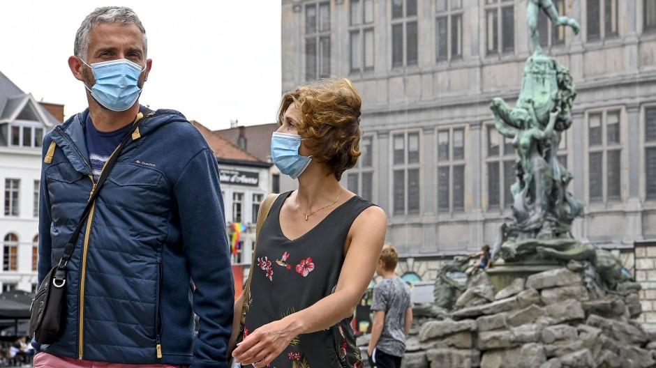 Corona-Maßnahmen in Belgien deutlich verschärft