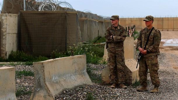 Washington zieht 2200 Soldaten aus dem Irak ab