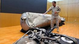 Houthi feuern Raketen auf Riad