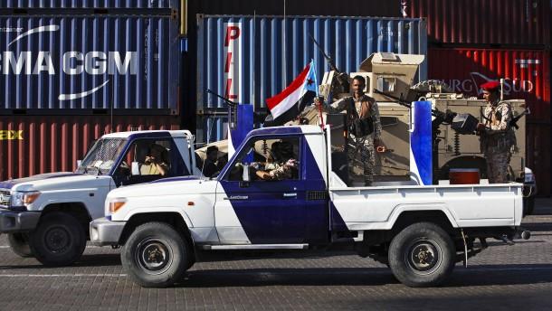 Riad weist Separatisten zurück