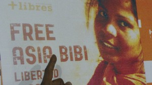 Asia Bibi soll Pakistan verlassen haben