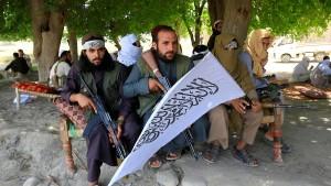 Taliban sollen Vertreter der Regierung treffen
