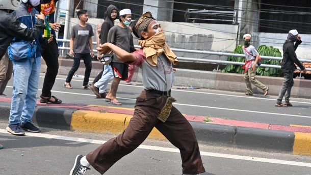 Indonesien schränkt Internet-Zugang ein